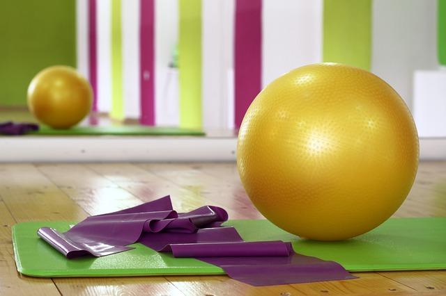 prostor na cvičení